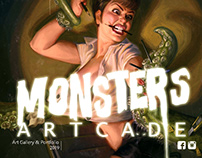 MONSTERS ARTCADE