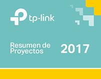 Resumen de  Proyectos TP-Link Colombia