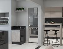 Cocina Casa Amatista