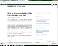 Kant: un defensor de la libertad de expresión. Pero, ¿p