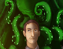 H.P. Lovecraft and Cthullu