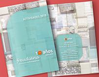 Freudiana / Revista anual de actividades
