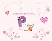 Logomarca Pituco Art´s e Cestas