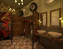 Bathroom (Restaurant)