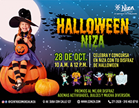 Halloween Niza - Centro Comercial Niza