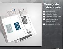 Identidade Visual - Logo, Manual e Aplicações