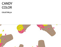 CANDY COLOR COLLECTION for Diana Pineda Store's