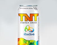 TNT - Rio 2016