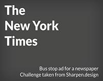 Ad idea - The New York Times