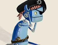 Robô Pirata