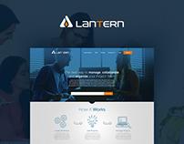 Lantern Workflow - App Landing Page