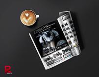 Suzuki - Anúncio Revista