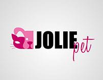 Marca e Papelaria para Jolie Pet
