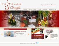 Festejos Donaty - Website