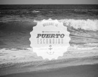 Experimenting Puerto Escondido