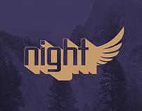 Branding - Night