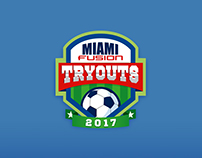 Logo Tryouts | Miami Fusion FC