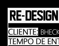 Re-design: Bheck