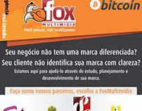 Campanha de E-mail marketing para divulgação da Fox