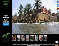 Diseño de posadatortugabay.com