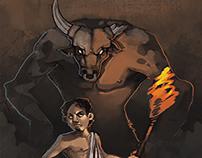 Déus,herois i mites de lántiga Grècia (EdicionsBromera)