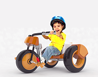 Diseño de Triciclo - OS3