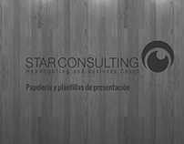 Papelería y PPT / StarConsulting