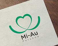Logo | Mi-Au Petshop