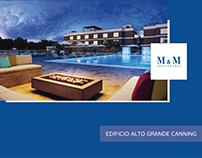 Brochure propuesta minimalista - M&M