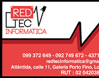 Tarjeta Personal, RedTec Informática