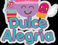 Cliente Heladería Dulce Alegría (Logotipo)