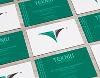 TEKNIU | Identidad Corporativa