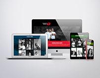 Cia Athletica | Landing Page