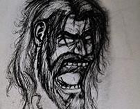 Desenhos tradicionais grafite