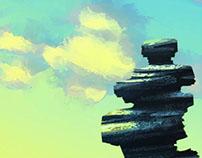 Rocks environment (01/2014)
