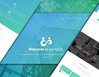 Pointclub - program point exchange - web design