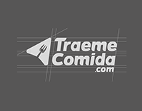 TraemeComida.com | Visual Brand Design