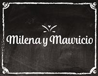 Boda - Milena y Mauricio