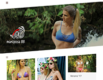 Mariposa 88 Bikinis