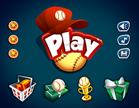 Baseball Champs Game • GUI Design Process