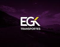 EGK Transportes - Identidade Visual