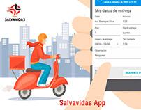 Salvavidas App   Gestión Redes Sociales y Publicidad