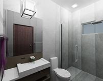 Diseño de Baño.
