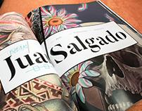 Cover Up Magazine: Ediciones impresas de la revista