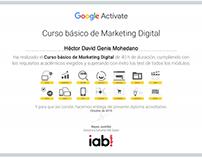 Certificaciones y Cursos Google