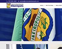 Portal da Câmara de Vereadores de Ribeirópolis