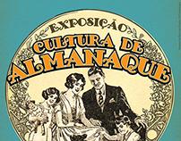 """Exposição SESC """"Cultura de Almanaque"""""""