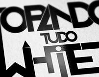 Logotipo - TOPANDO TUDO WHITE