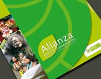 Brochure Alianza para la Conservación