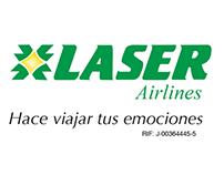 Crisis: Laser Airlines en Instagram